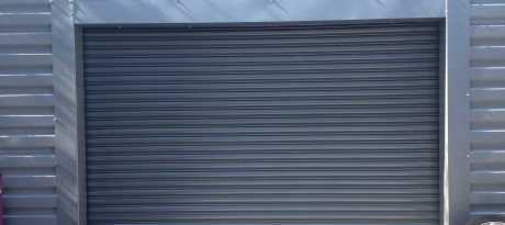 industrial roller shutter finishes