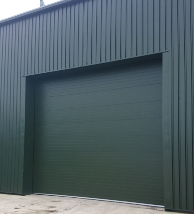 easy to operate industrial roller shutter